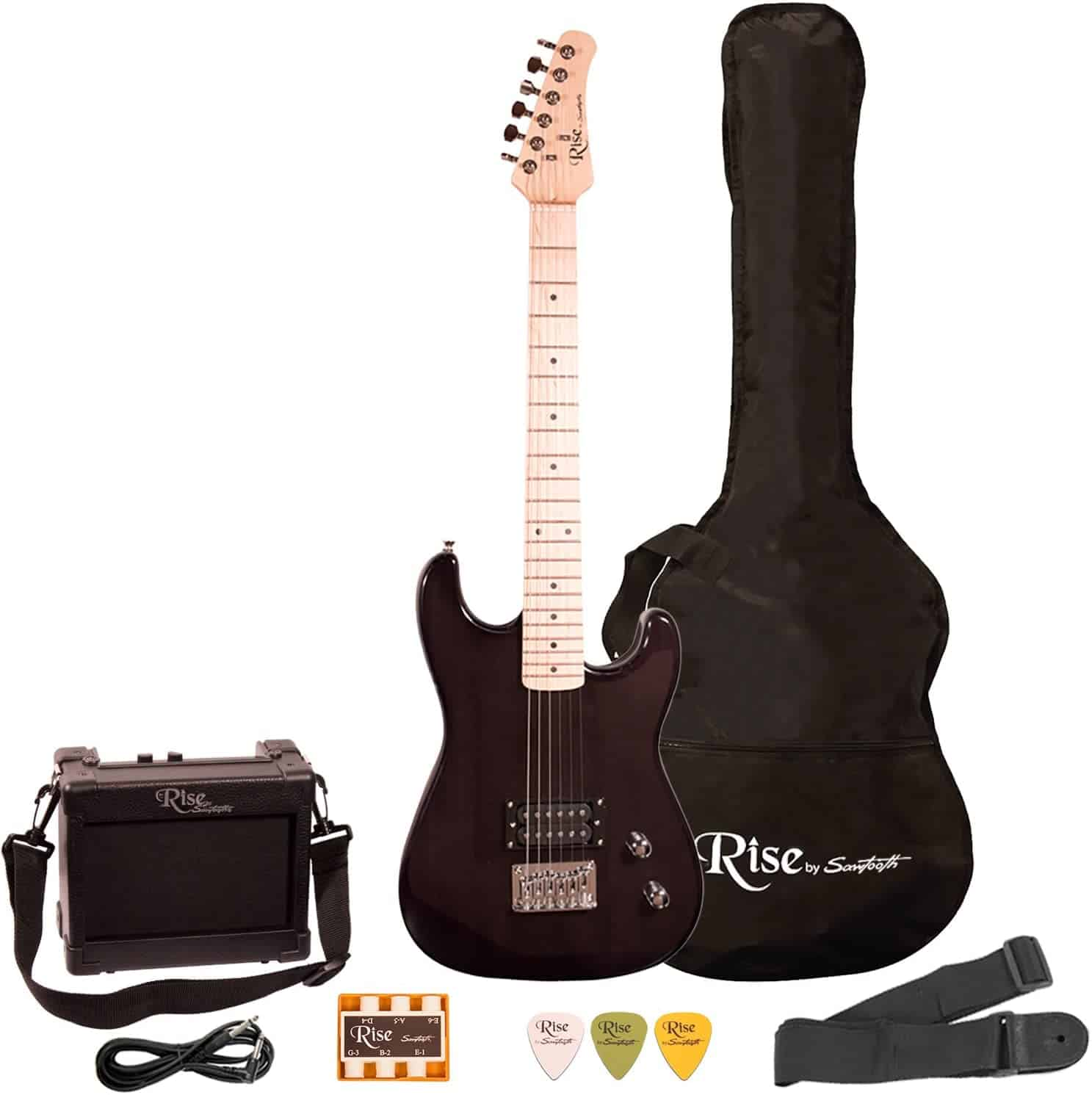 Best Budget Kids Electric Guitar Packages