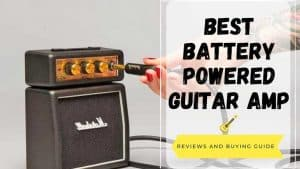 best battery powered guitar amp