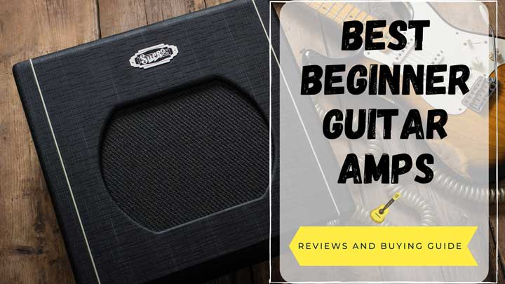 best beginner guitar amps