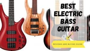 best electric bass guitar