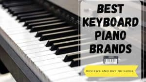 best keyboard piano brands