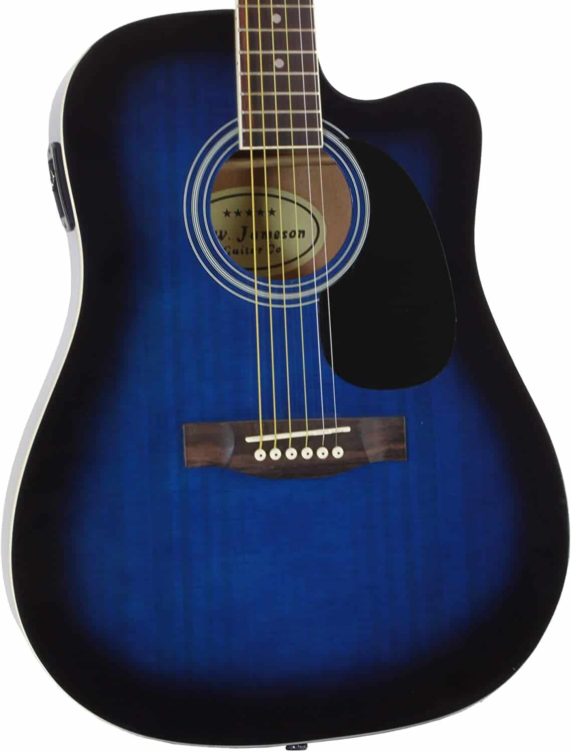 best acoustic guitar under 100