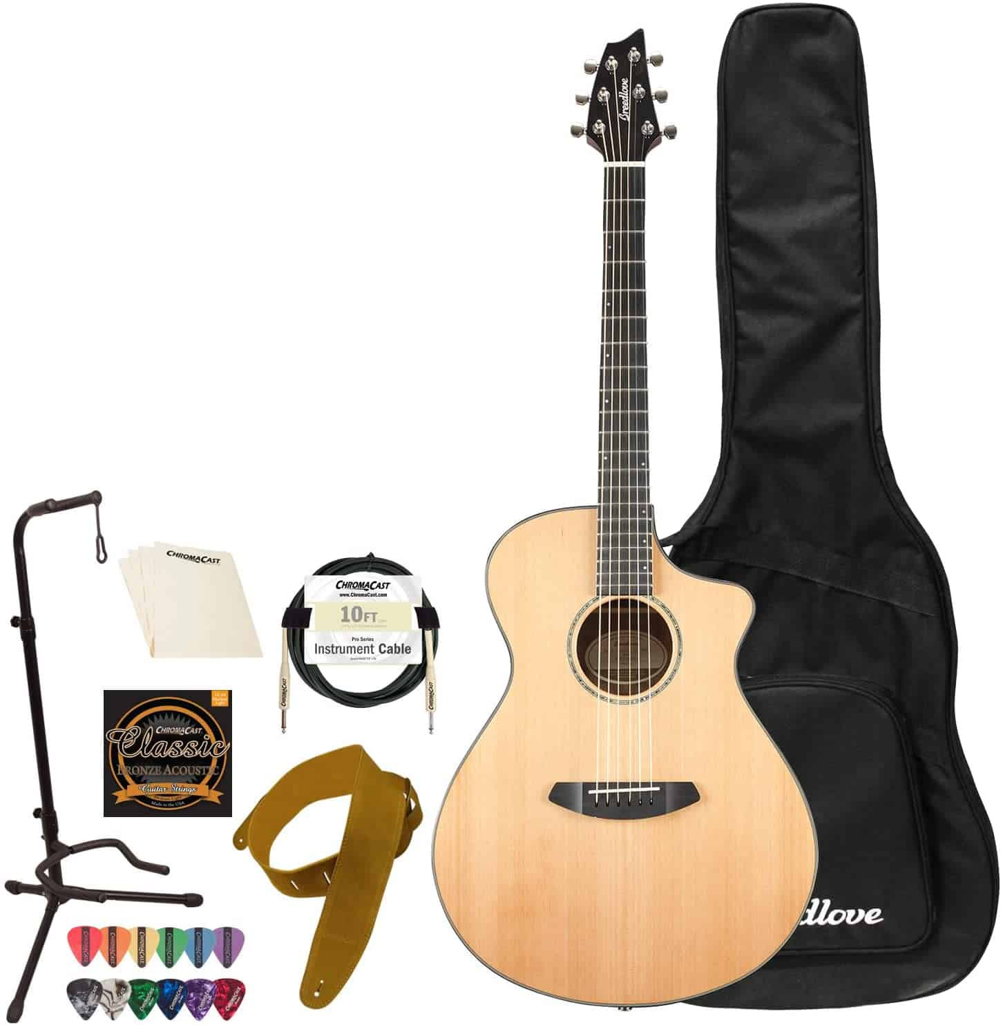 best acoustic electric guitar for beginners