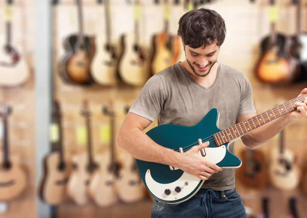 best electric guitar under 400