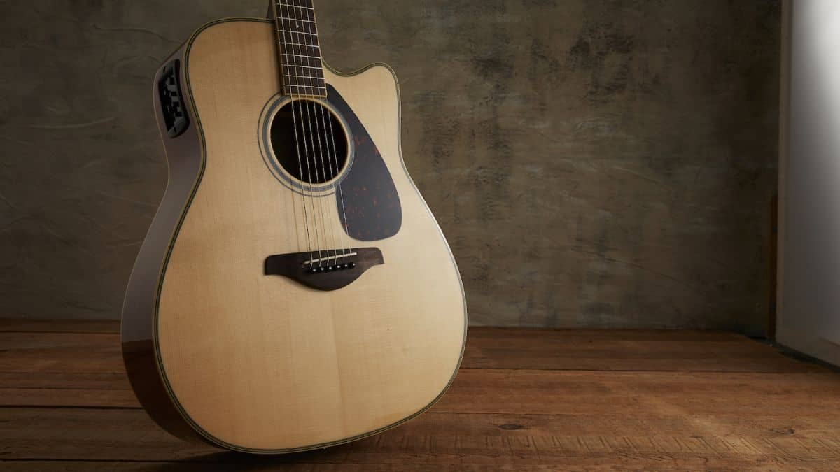 best cheap acoustic electric guitar