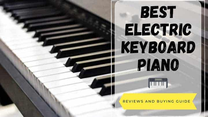 best electric keyboard piano