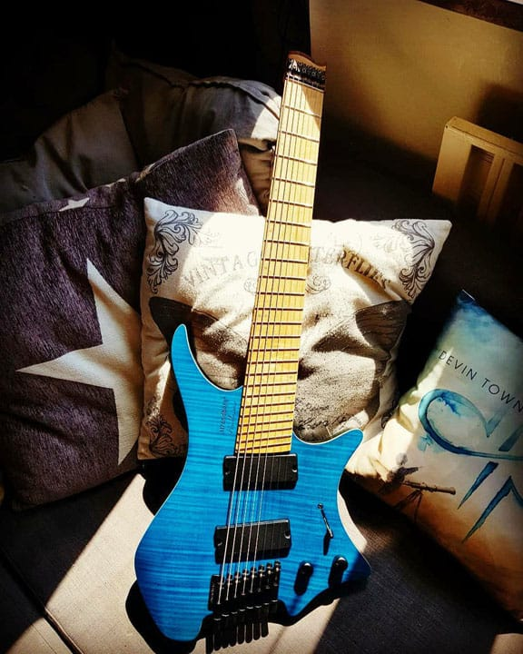Best 8 String Guitar