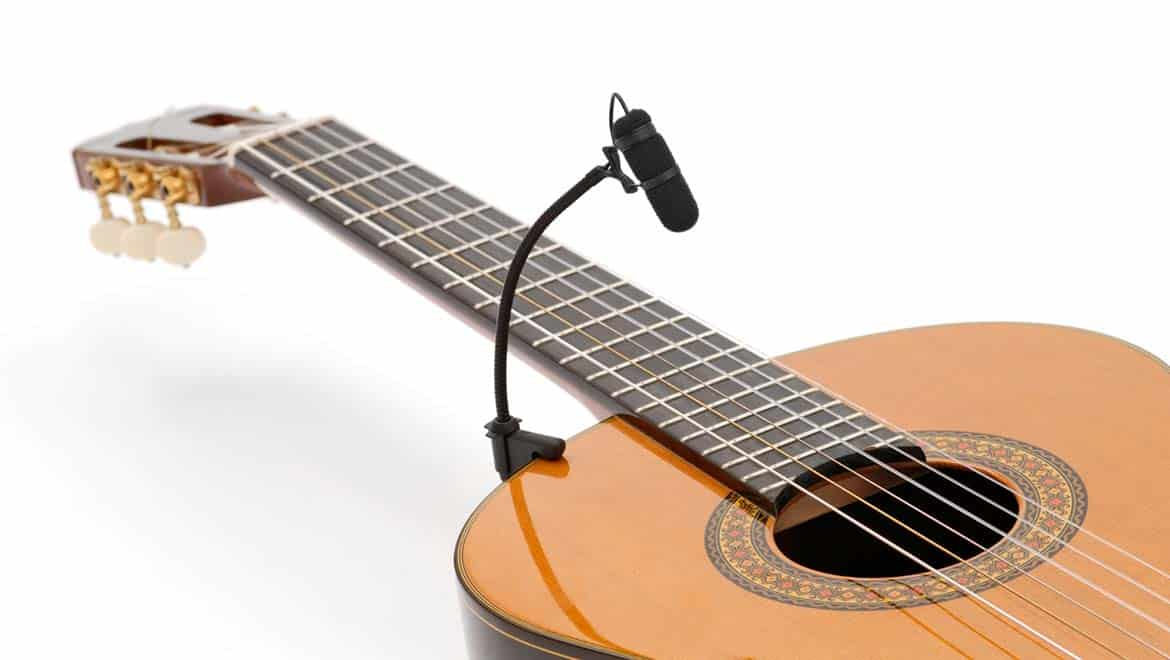 best mics for acoustic guitar