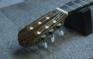 How To Restring Classical Guitar