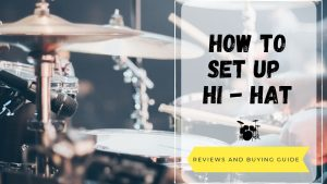how to set up hi hat